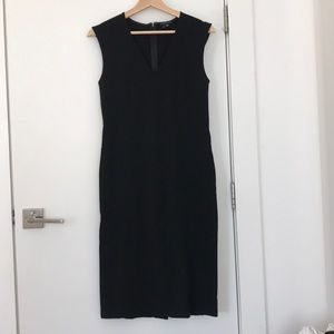 Theory Sheath Dress - Black (Excellent Condition)